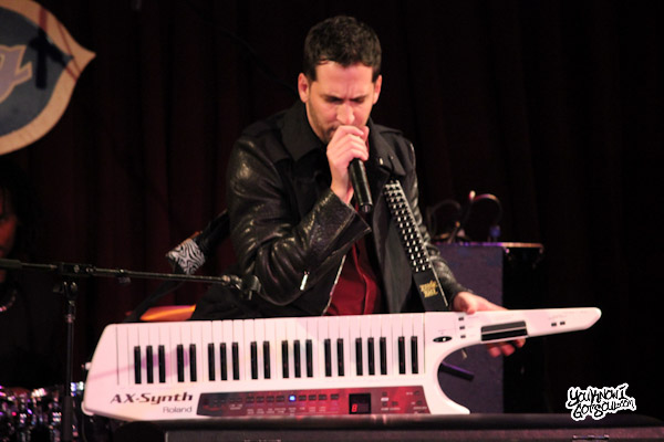 IMG 6680 Event Recap & Photos: Jon B. Performs at BB Kings in NYC 2/20/12