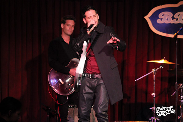 IMG 6696 Event Recap & Photos: Jon B. Performs at BB Kings in NYC 2/20/12