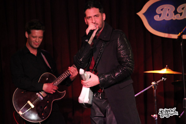 IMG 6701 Event Recap & Photos: Jon B. Performs at BB Kings in NYC 2/20/12