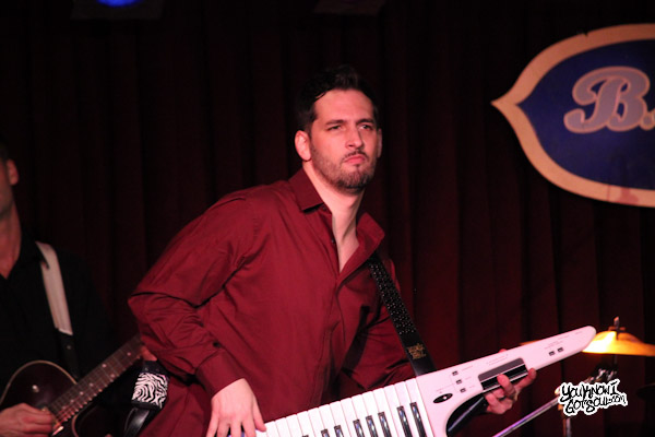 IMG 6729 Event Recap & Photos: Jon B. Performs at BB Kings in NYC 2/20/12
