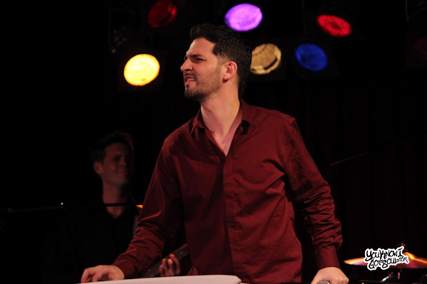 IMG 6768 Event Recap & Photos: Jon B. Performs at BB Kings in NYC 2/20/12