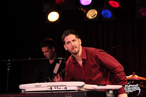Jon B Live BB Kings Feb 2012