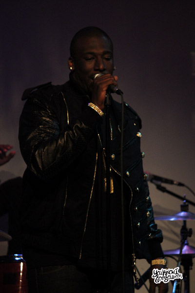 IMG 6854 Event Recap & Photos: Luke James & Kevin Cossom Perform at SOBs in NYC 2/22/12
