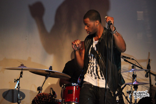 IMG 6859 Event Recap & Photos: Luke James & Kevin Cossom Perform at SOBs in NYC 2/22/12