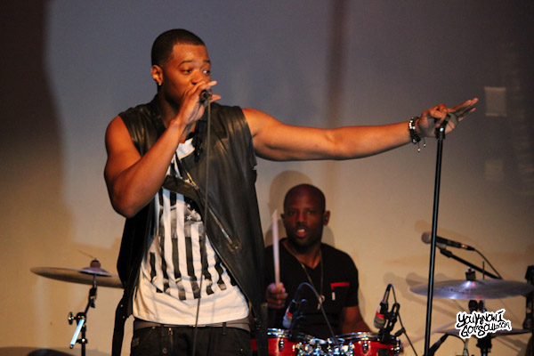 IMG 6868 Event Recap & Photos: Luke James & Kevin Cossom Perform at SOBs in NYC 2/22/12