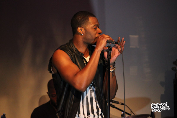 IMG 6873 Event Recap & Photos: Luke James & Kevin Cossom Perform at SOBs in NYC 2/22/12
