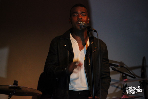 IMG 6924 Event Recap & Photos: Luke James & Kevin Cossom Perform at SOBs in NYC 2/22/12