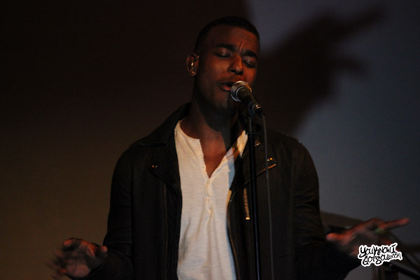 IMG 6928 Event Recap & Photos: Luke James & Kevin Cossom Perform at SOBs in NYC 2/22/12