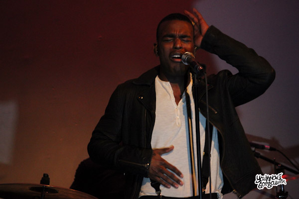 IMG 6931 Event Recap & Photos: Luke James & Kevin Cossom Perform at SOBs in NYC 2/22/12