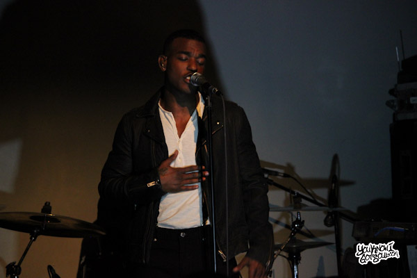 IMG 6945 Event Recap & Photos: Luke James & Kevin Cossom Perform at SOBs in NYC 2/22/12