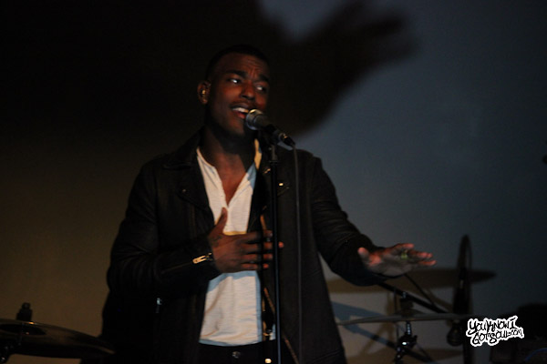 IMG 6946 Event Recap & Photos: Luke James & Kevin Cossom Perform at SOBs in NYC 2/22/12