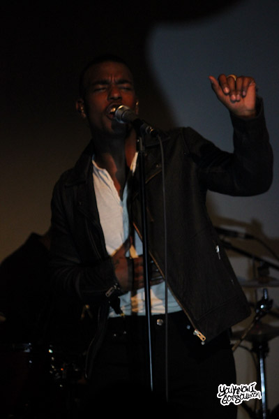 IMG 6955 Event Recap & Photos: Luke James & Kevin Cossom Perform at SOBs in NYC 2/22/12