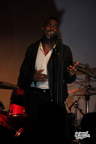 IMG 6958 Event Recap & Photos: Luke James & Kevin Cossom Perform at SOBs in NYC 2/22/12