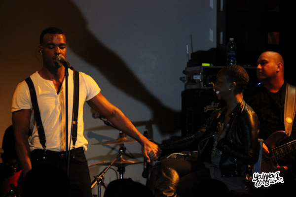 IMG 6969 Event Recap & Photos: Luke James & Kevin Cossom Perform at SOBs in NYC 2/22/12