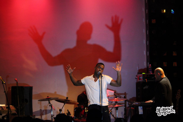 IMG 6991 Event Recap & Photos: Luke James & Kevin Cossom Perform at SOBs in NYC 2/22/12