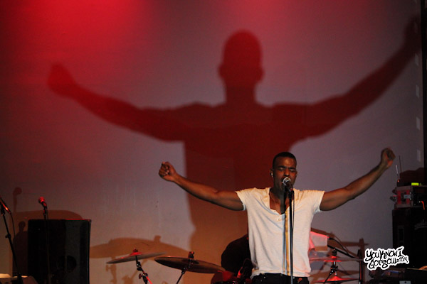 IMG 7000 Event Recap & Photos: Luke James & Kevin Cossom Perform at SOBs in NYC 2/22/12
