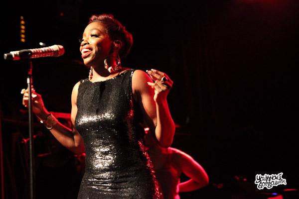 Estelle BET Music Matters Irving Plaza Feb 2012