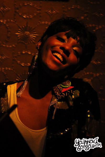 Dawn1 Event Recap & Photos: Dawn Richard Album Release Party at Open House in NYC 3/26/2012