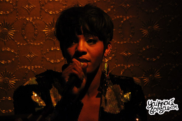 Dawn3 Event Recap & Photos: Dawn Richard Album Release Party at Open House in NYC 3/26/2012