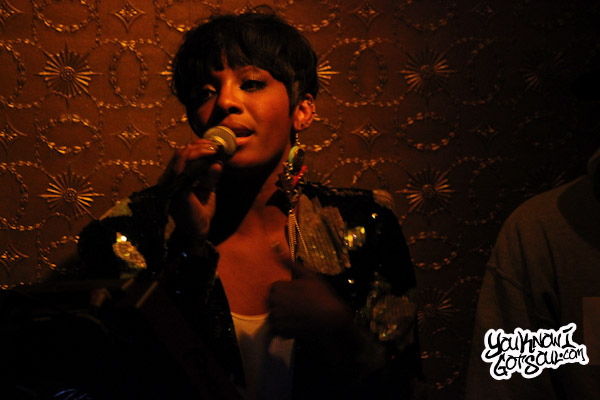 Dawn5 Event Recap & Photos: Dawn Richard Album Release Party at Open House in NYC 3/26/2012
