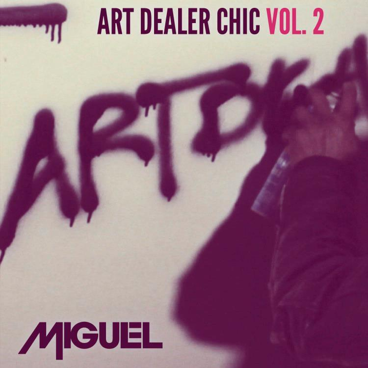 Miguel Art Dealer Chic Vol 2