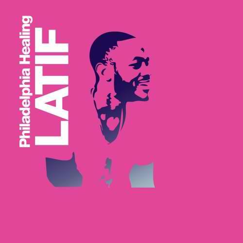 Latif Philadelphia Healing Front Cover