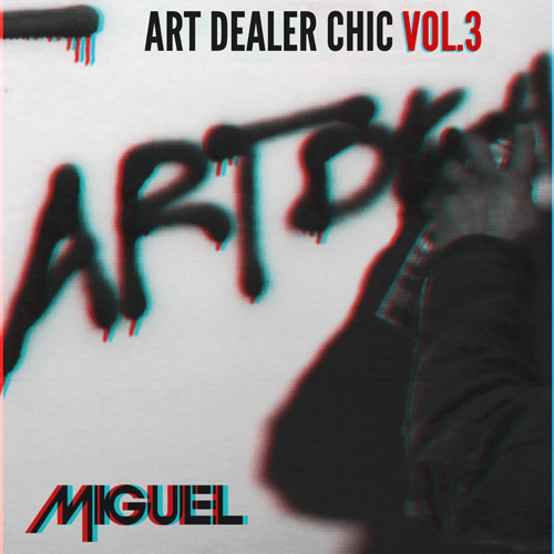 Miguel Art Dealer Chic Vol 3