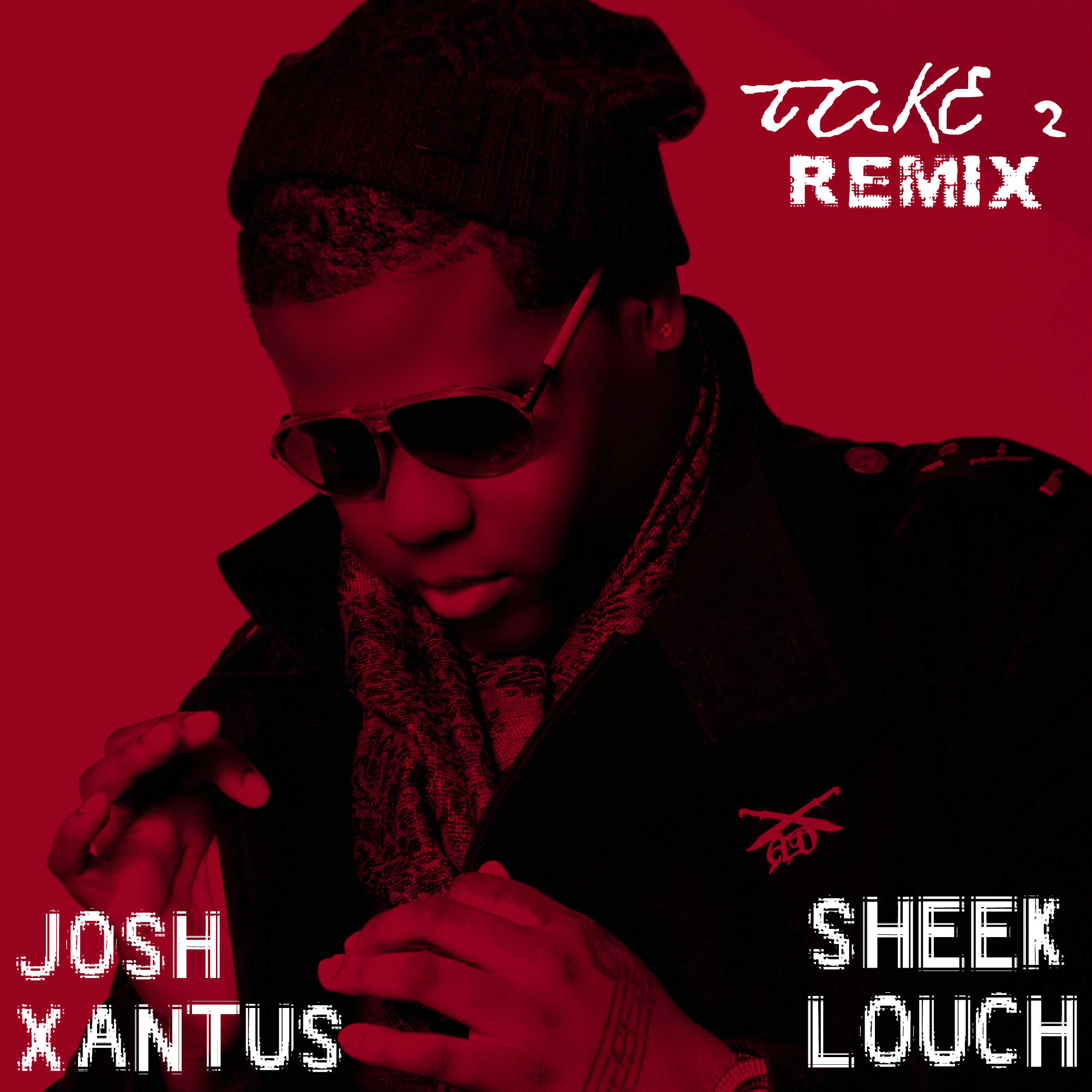 josh xantus take 2 remix cover art