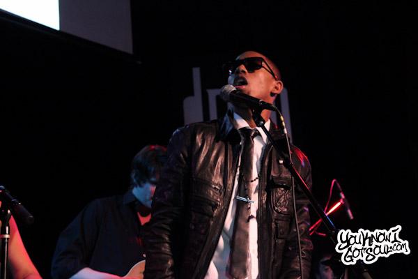 Brandon Hines Live Drom May 2012