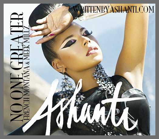 Ashanti No One Greater