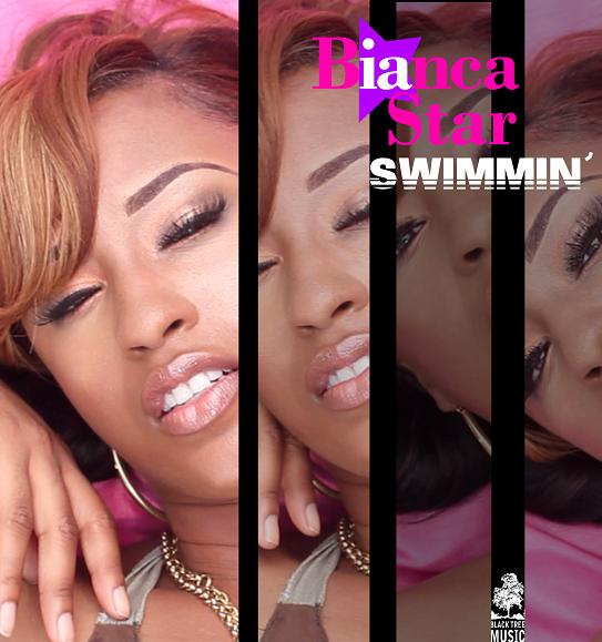 Bianca Star - Swimmin' Cover