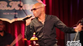 Event Recap & Photos: Kenny Lattimore Performs at B.B. King's in NYC 6/3/12