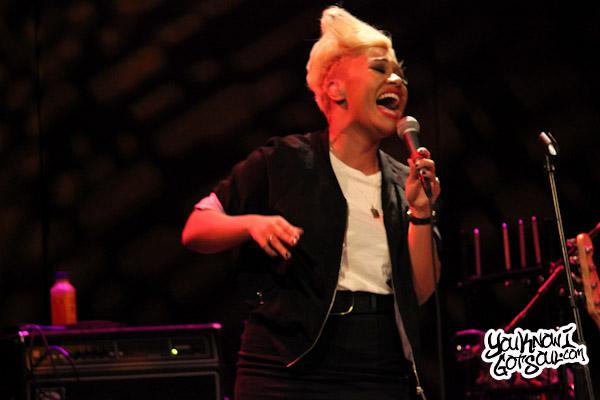 Emeli Sande Live Bowery Ballroom Jun 2012