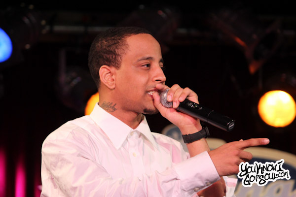 J Holiday Live BB Kings Jun 2012