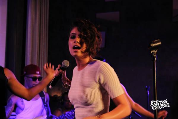 Leah LaBelle Live Showcase NYC Jun 2012