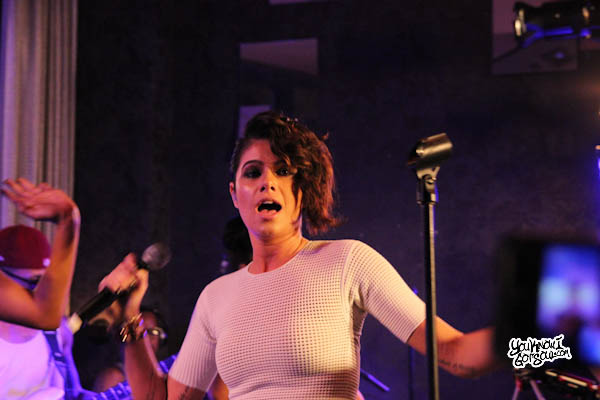 Leah LaBelle Live Showcase NYC Jun 2012