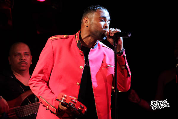 Ginuwine Live BB Kings Jul 2012