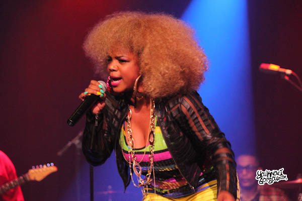 Leela James Live Highline Ballroom 2012