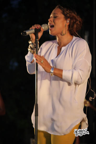 Tamia Summer Stage 2012-1