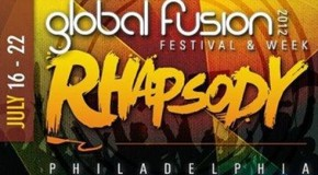 MULTI-PLATINUM RECORDING ARTIST BRANDY, JOINS BLOCKBUSTER LINE-UP AT PHILADELPHIA'S GLOBAL FUSION FESTIVAL