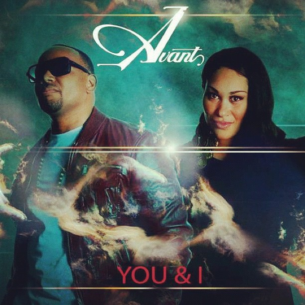 Avant Keke Wyatt You and I Single Cover