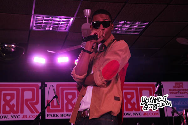 Deon Young JnR Music Fest 2012-2