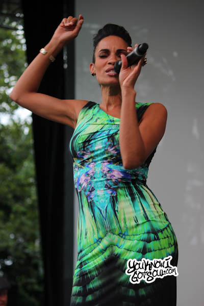 Goapele Summer Stage 2012-3