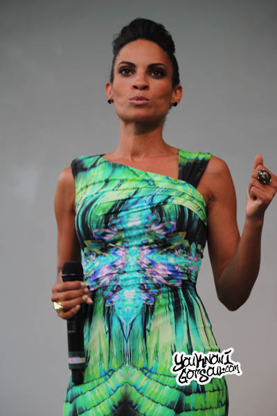 Goapele Summer Stage 2012-8