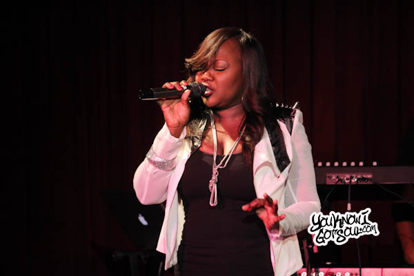 LaTocha Scott Live BB Kings 2012