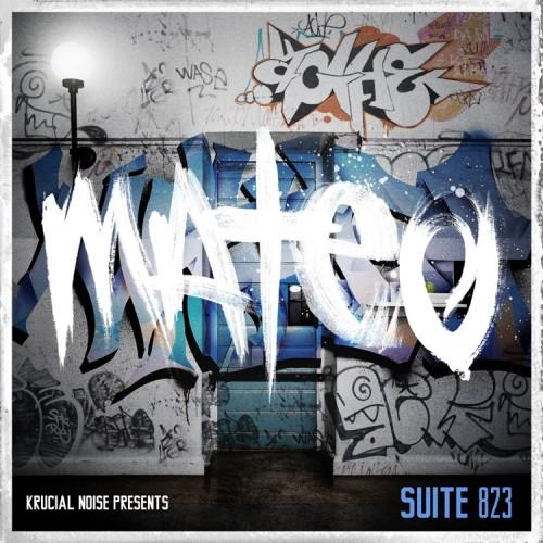 Mateo Suite 823 Mixtape Cover