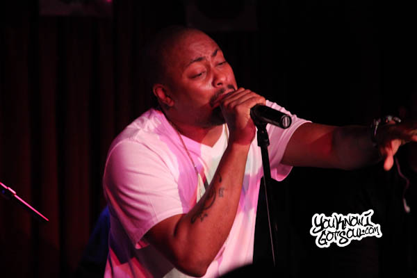Raheem DeVaughn BB Kings Aug 2012
