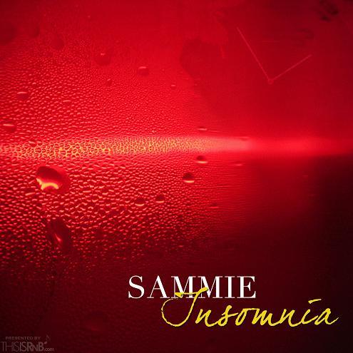 Sammie Insomnia Mixtape Cover