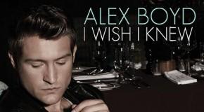 "Alex Boyd ""I Wish I Knew"" (Live Acoustic Video)"