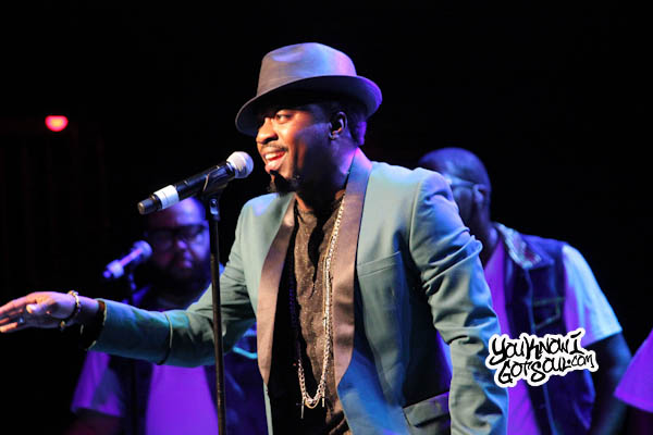 Anthony Hamilton Live Beacon Theatre Sep 2012